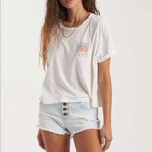 Billabong size 26 button fly shorts